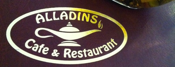 Aladdin's Café is one of BYOB Restaurants in Dublin.