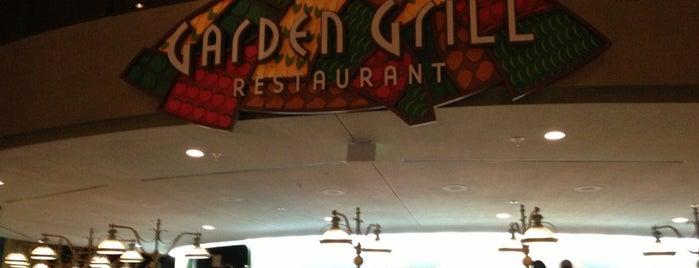 The Garden Grill Restaurant is one of Walt Disney World - Epcot.