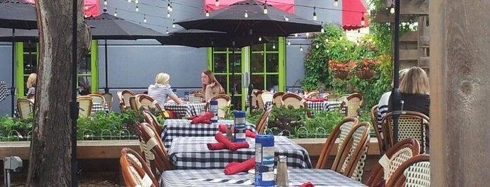 Salut Bar Americain is one of 20 favorite restaurants.