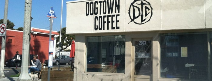 Dogtown Coffee is one of California.