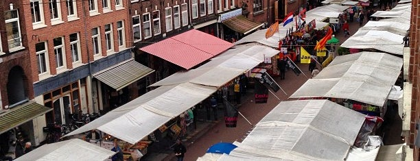 Albert Cuyp Markt is one of The 15 Best Places for Cheese in Amsterdam.
