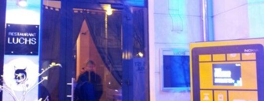 Restaurant & Café Luchs is one of Berlin.