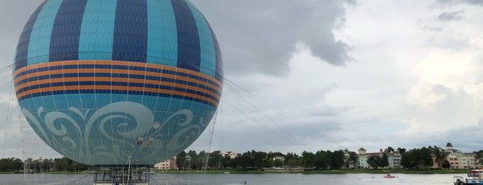 City of Lake Buena Vista is one of Walt Disney World.