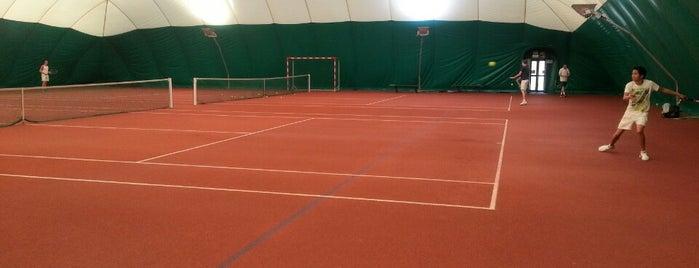 École de Tennis du Blocry is one of Lundi 27.