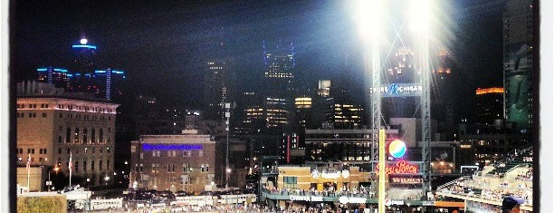 Comerica Park is one of Sporting Venues To Visit.....
