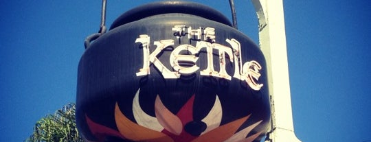 The Kettle Restaurant is one of EATS! -_-.