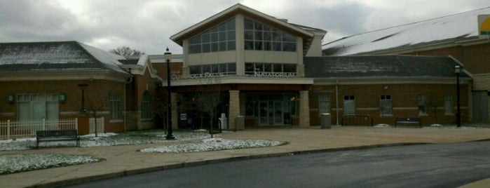 Cuyahoga Falls Natatorium is one of Places to go in Cuyahoga Falls.