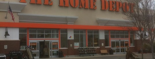 The Home Depot is one of Gary's List.