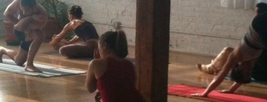 Moksha Yoga is one of Chicago Yoga Studios.