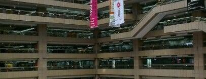 Taipei World Trade Center Exhibition Hall 1 is one of Taipei.