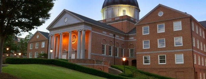 Samford University is one of Steel City.