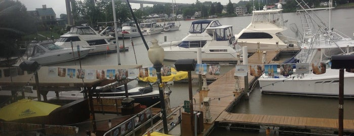Chesapeake Inn Restaurant & Marina is one of To-Do with Mike.
