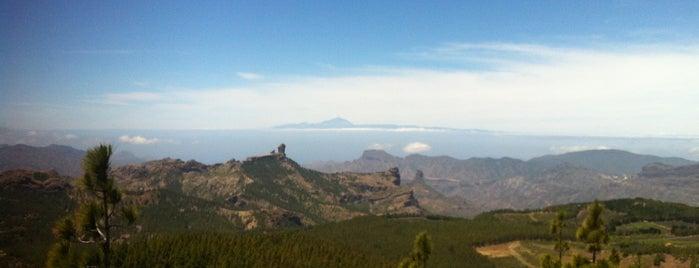 Mirador Pico de las Nieves is one of Gran Canaria.