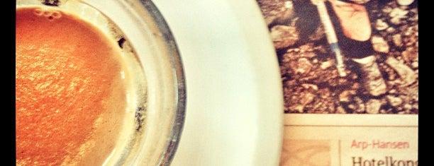 Kaffeplantagen is one of CPH.