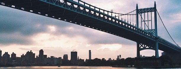 Robert F. Kennedy Bridge (Triborough Bridge) is one of Sights in Manhattan.