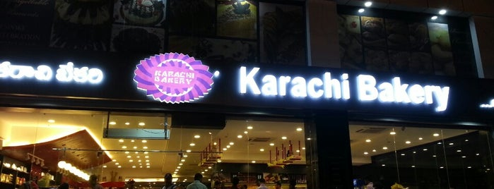 Karachi Bakery is one of Hyderabad!.