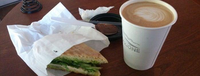La Stazione Coffee & Wine Bar is one of San Francisco Caffeine Crawl.
