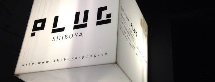 Shibuya PLUG is one of Clubs & Music Spots venues in Tokyo, Japan.