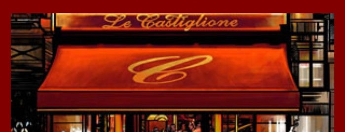 Le Castiglione is one of Dining.