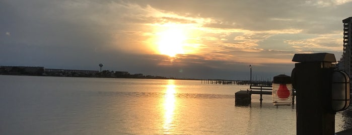 Original Waterfront Crab Shack Restaurant & Marina is one of Florida.