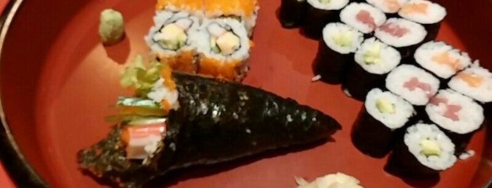 Hanil Sushi is one of Bento.