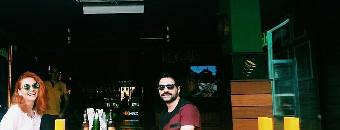 Küfelik Pub & Bistro is one of Beşiktaş-Sariyer.