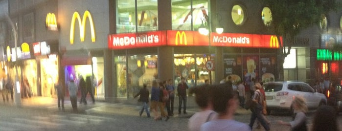McDonald's is one of trabzon.