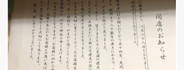 やま屋食堂 is one of 酒場放浪記 #2.