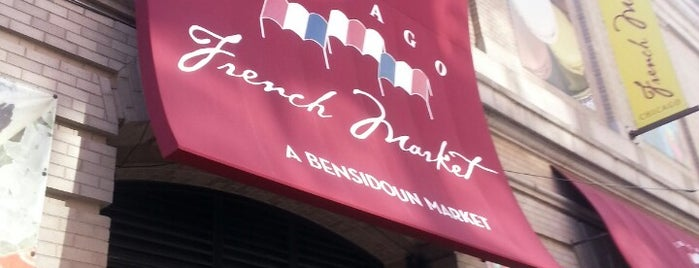 Chicago French Market is one of 2013 Chicago Craft Beer Week venues.