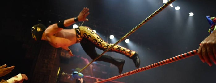 Lucha VaVoom is one of LA's To do list.