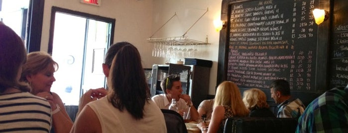 Pizzeria Geppetto is one of Resto Mtl 101.