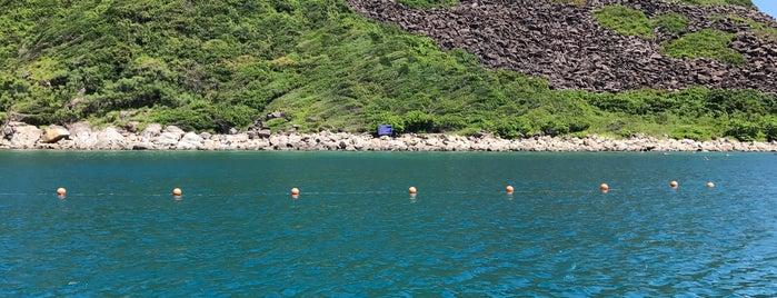 Hòn Mun Island is one of du lịch - lịch sử.