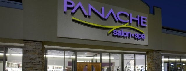 Panache Salon and Spa is one of All-time favorites in United States.
