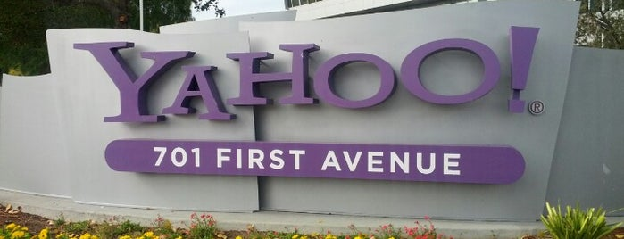 Yahoo! Sunnyvale is one of Viagem ao vale.