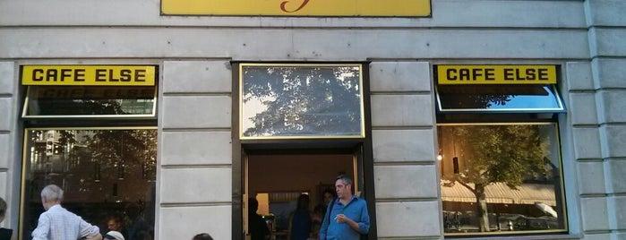Café Else is one of Wien.