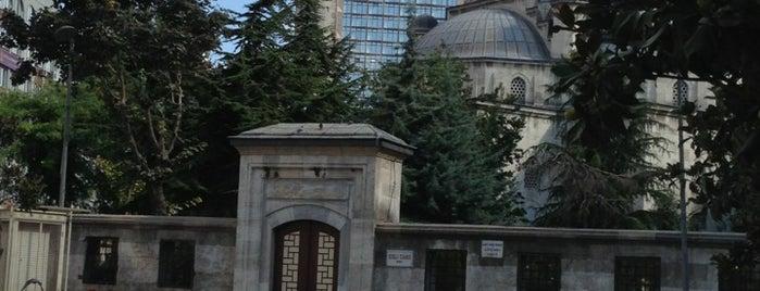 Şişli Meydanı is one of Ae912.