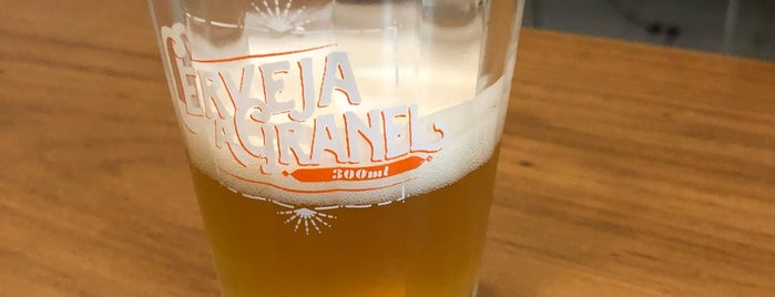 Cerveja a Granel is one of Sp Novos.