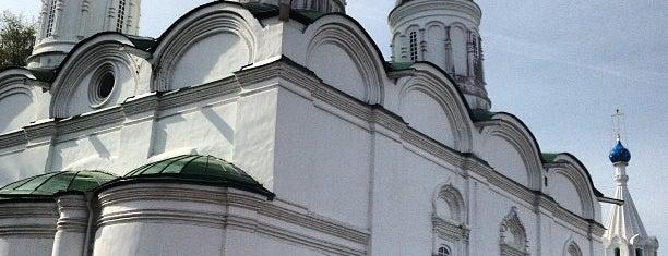 Благовещенский монастырь is one of Что посмотреть в Нижнем Новгороде.