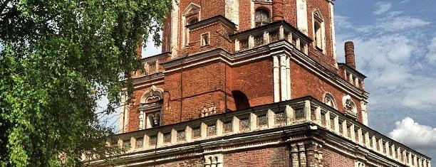 Мостовая башня is one of 100 примечательных зданий Москвы.