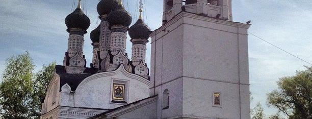 Церковь Успения Божией Матери is one of Что посмотреть в Нижнем Новгороде.