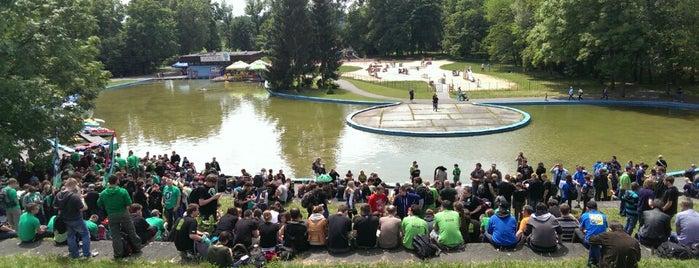 Park Jordana is one of Summertime in Krakow.