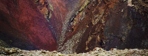 Parque Nacional de Timanfaya is one of Levante y Sur.