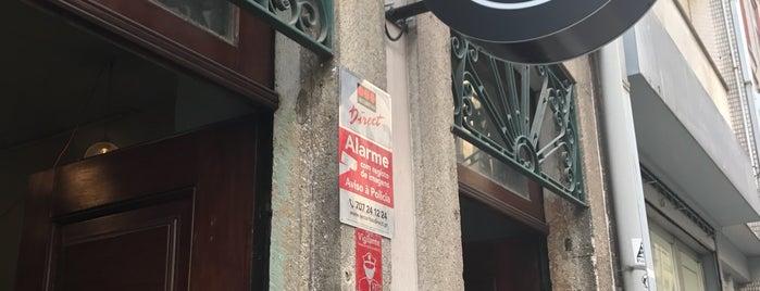 Casa Das Arepas is one of Restaurantes (Grande Porto).