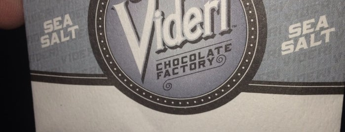 Videri Chocolate Factory is one of Raleigh Favorites.