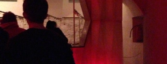 ROXY/NoD is one of prazsky bary / bars in prague.