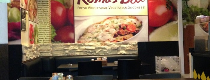 Roma's Deli is one of Foodtrip.
