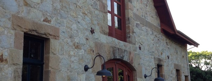 The Rudd Center for Professional Wine Studies is one of Greystone (St. Helena) Campus Tour.
