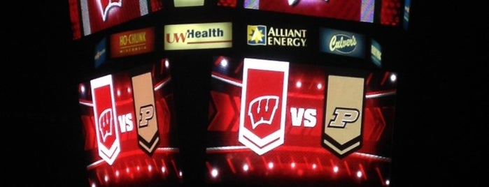 The Kohl Center is one of Events To Visit....
