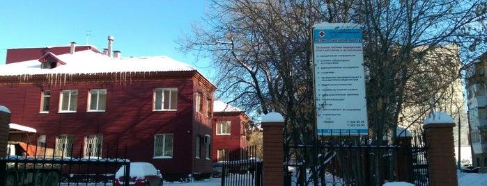 Палаты психиатрической больницы
