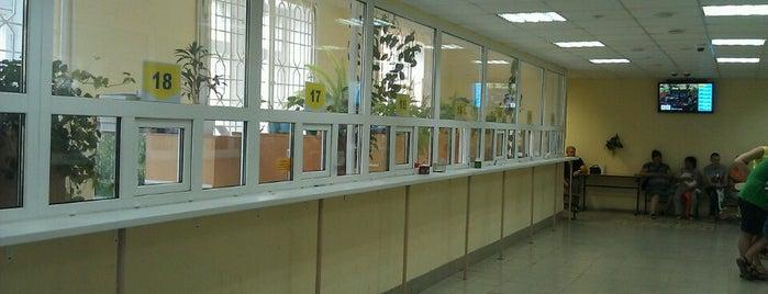 Паспортный стол Орджоникидзевского района is one of ___.